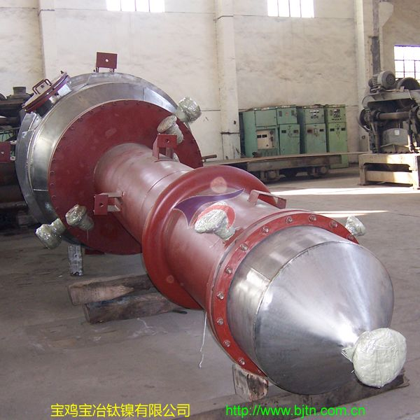 Titanium Thin Film Evaporator(Used for Titanium Dioxide Industry)
