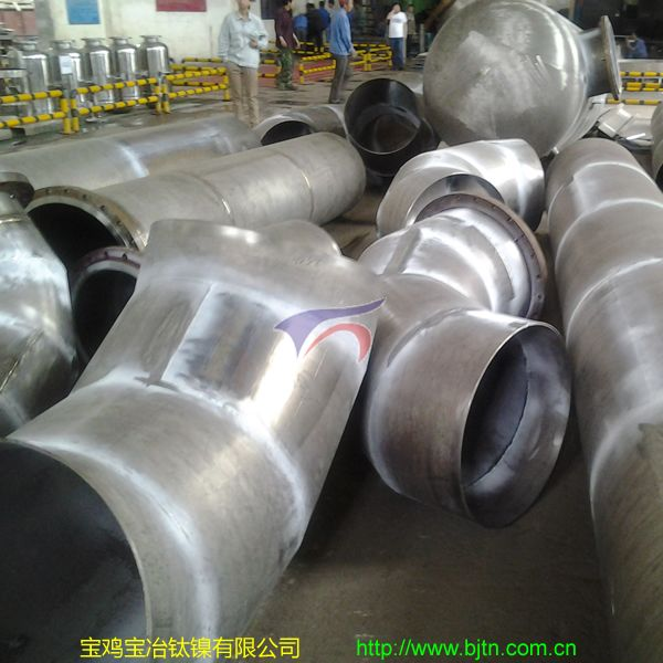 Nickel Pressure Pipeline