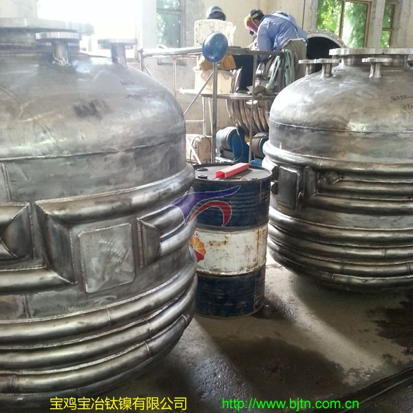 7 Sets of Monel400 Reactor(Shantou Customization)